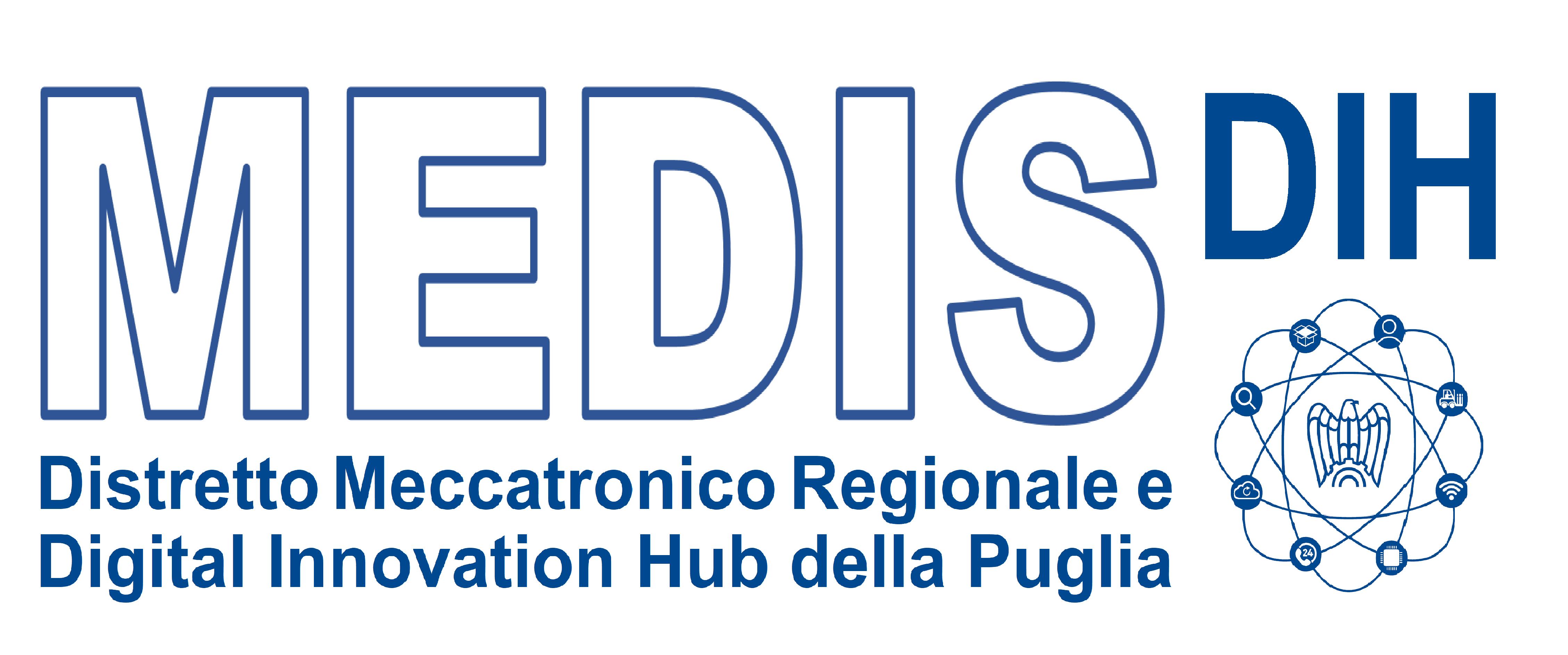 Distretto Meccatronico Regionale e Digital Innovation Hub della Puglia - MEDISDIH Scarl